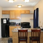 2 Bedroom Suite Kitchen Area