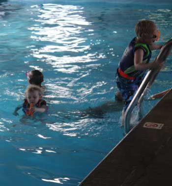 Canyon Motel Pool
